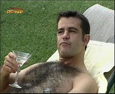 Eduardo Capetillo Hairy chestPecho velludo