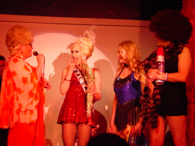Seattle Gay Scene is an enthusiastic supporter/sponsor of the Divine Sylvia ...