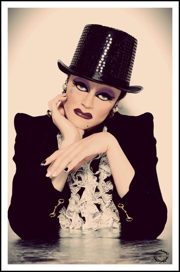 The Divine Tammie Brown Photo: Jose A Guzman Colon Photography