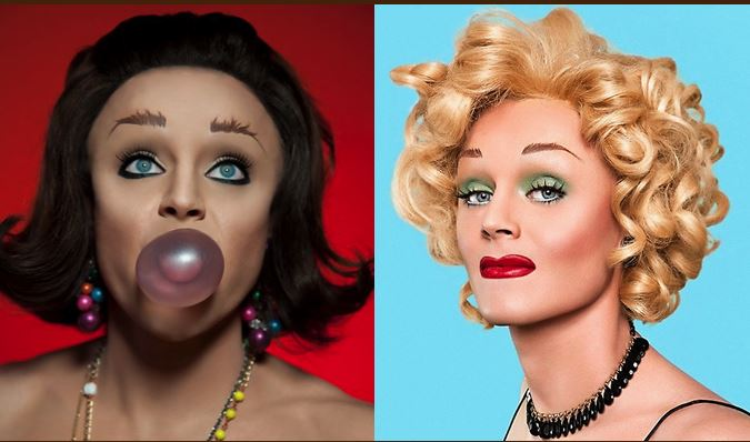 Double the Tammie Brown chewing satisfaction! She's at Re-bar for ONE NIGHT ONLY!