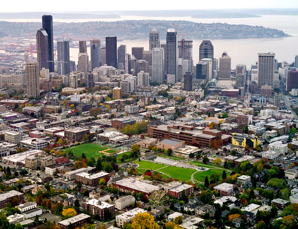 Capitol Hill's Cal Anderson Park, Seattle Central Community College's campus and the Pike/Pine corridor seem to be at the center of a number of violent crimes on the Hill.