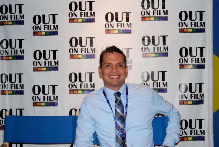 Filmmaker Robert L. Camina.