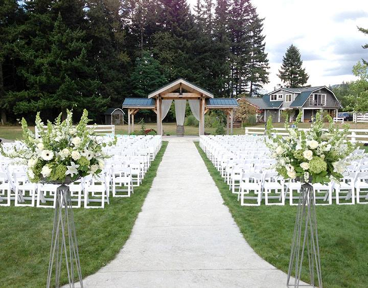 Rein Fire Ranch is an ideal venue for your Big Day...regarodless if you're L, G, B, T, Q, S, or any letter of the alphabet....
