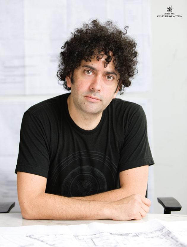 Entrepreneur Alex Calderwood has died at age 45. Photo: Jeffrey Jones for Paper Magazine