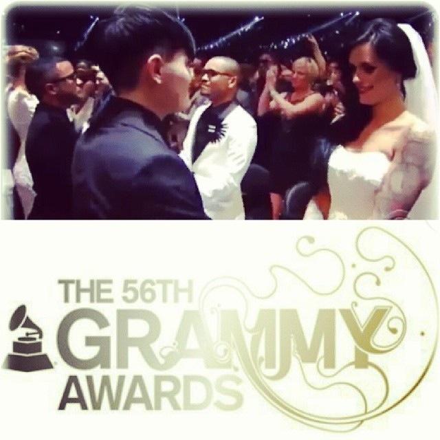GrammyWedding
