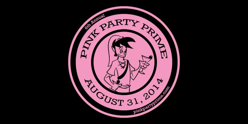 PinkPartyPrimeLogo14