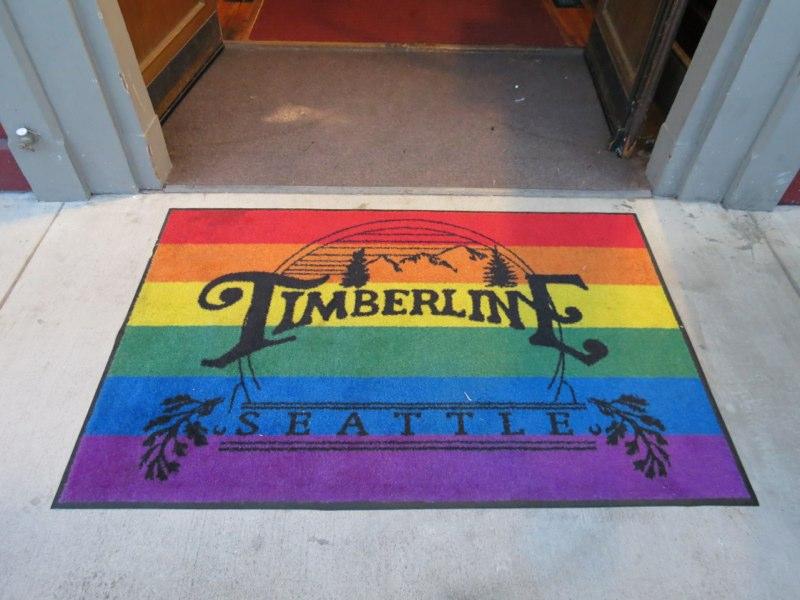 from Peyton timberline gay bar