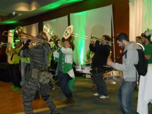 Green Band