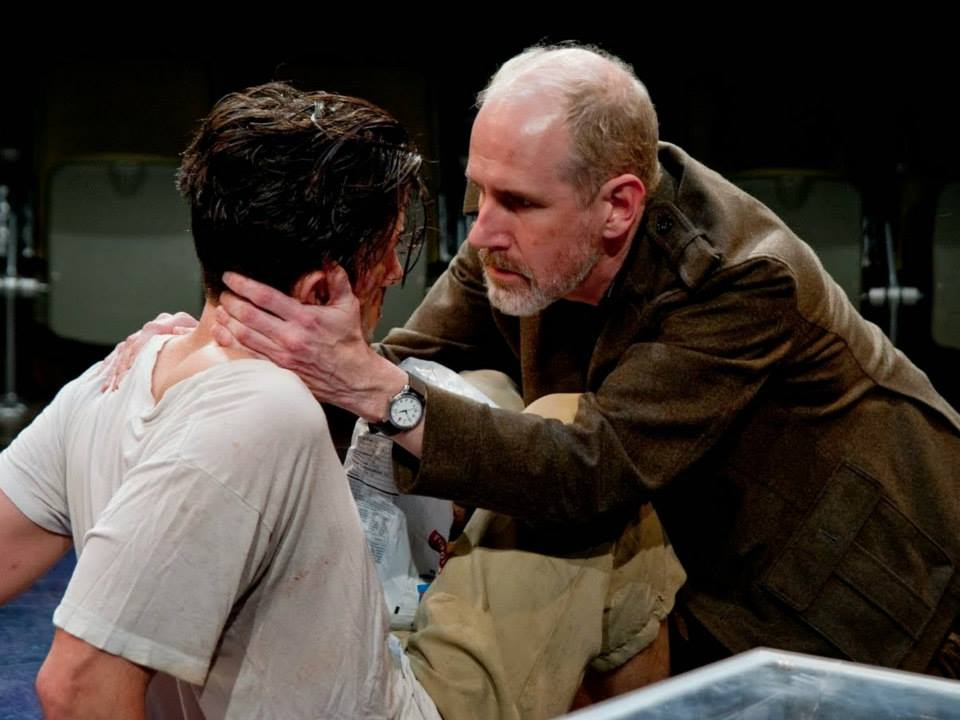 "Greg Lyle-Newton won the Best Actor Gypsy Award for his work in Strawshop's ""The Normal Heart"". Photo: Erik Stuhaug"